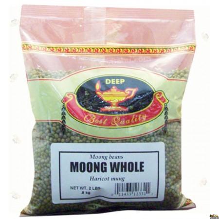 Deep Moong Whole - 2 Lb