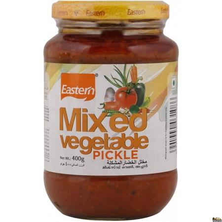 Eastern Mixed Veg Pickle - 400 Gm