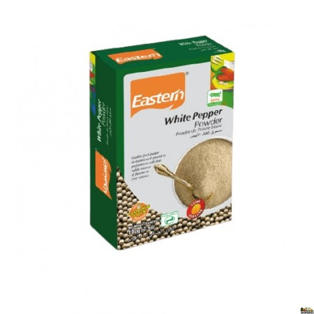 Eastern White Pepper Powder - 100 g