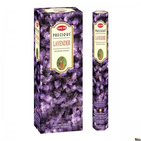 Hem Hexa Agarbatti Precious Lavender - 1 (big Box)