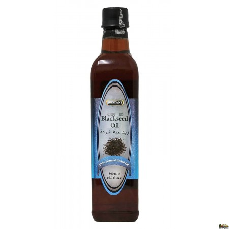 Hemani 100% Natural Black Seeds Oil - 60 ml