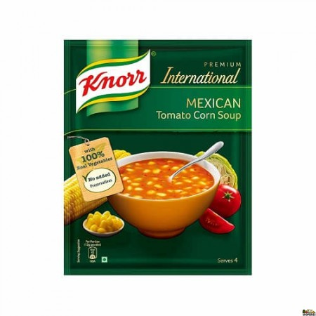 Knorr Mexican Tomato Corn Soup - 35 Gm
