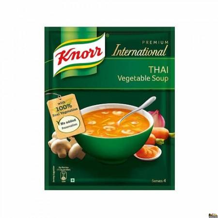 Knorr Soups - Thai Vegetable Soup - 38 Gm