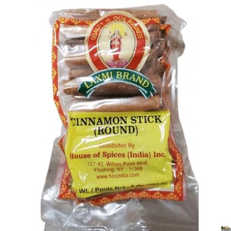 Laxmi Cinnamon Sticks Round - 100 Gm