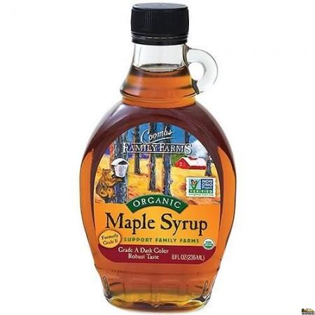 Organic Maple Syrup - 8 Fl Oz