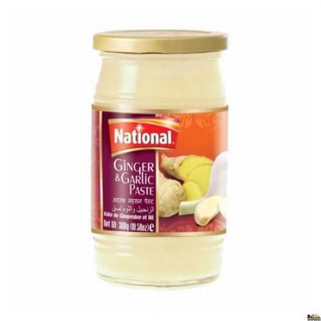National Ginger Garlic Paste - 300 Gm