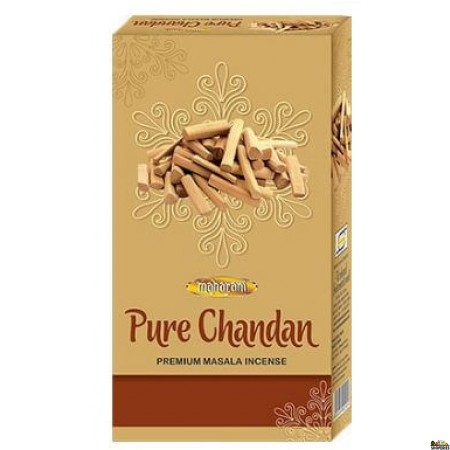 Maharani Incense Pure Chandan Masala (Big Box)