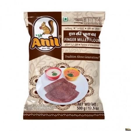 Anil  Ragi (finger Millet) Flour- 500 G