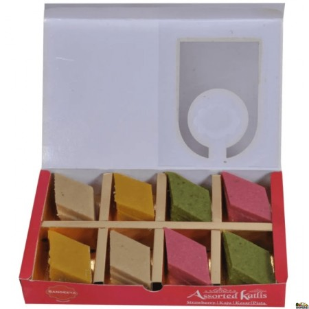 Sangeetha Assorted Kaju Katli - 320 Gm