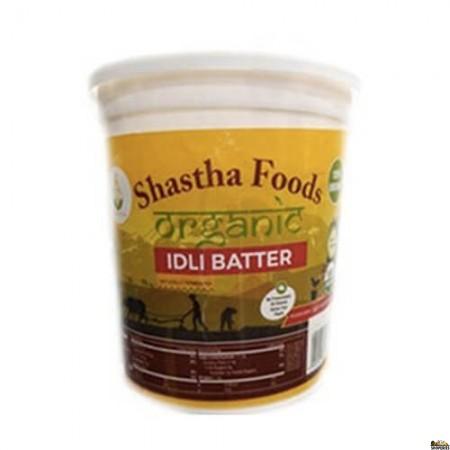 Shastha Organic Idly Batter - 32 Oz
