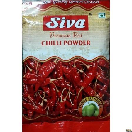 Siva's Chilli Powder Jar - 16 Oz
