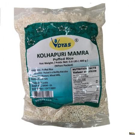 Vdiyas Kolhapuri Mamra - 400 Gm