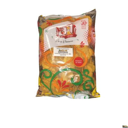 A1 Chips Plantain Chips  - 250 gm (By Air)