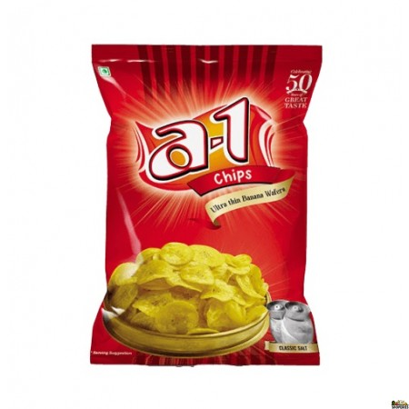 A1 Ultra Thin Banana Wafer  - 250 gm (By Air)