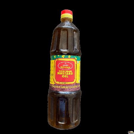 Sohna Kachi Gani Mustard oil - 1 ltr