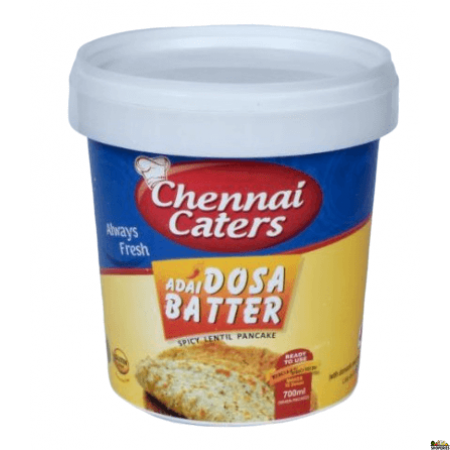 Chennai Caters Adai Dosa Batter - 700 ml