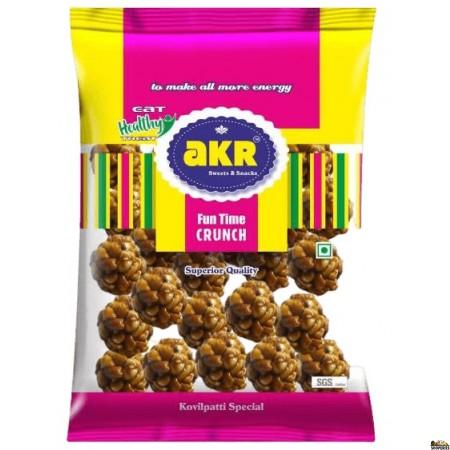 AKR kovil patti Peanut Jaggrey Balls - 150 g