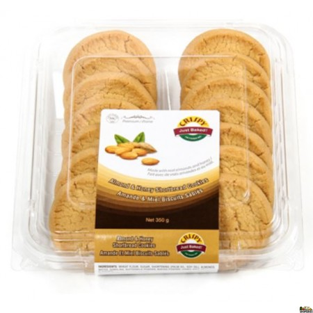 Twi Crispy Almond & Honey cookies - 350 g