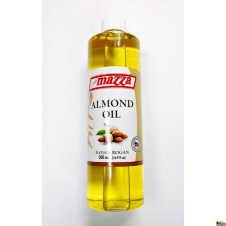 Mazda Almond Oil  - 33.8 oz