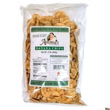 Ammas Kitchen Banana Chips - 400 gm