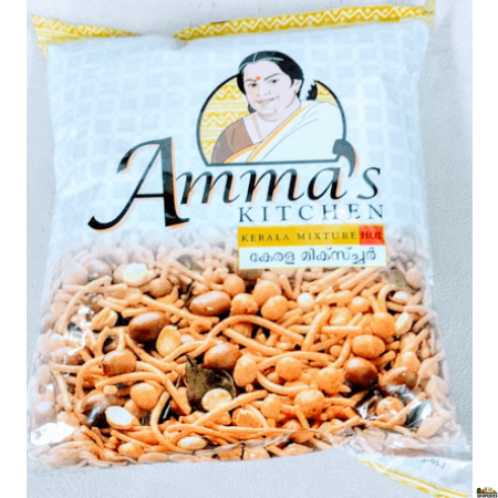 Ammas kitchen Kerala Mixture Hot - 400g