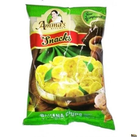 Ammas Kitchen banana/plantain chips - 200 Gms