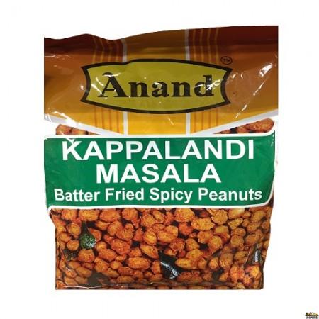Anand Kappalandi Masala - Batter Fried Spicy Peanuts - 400 Gm