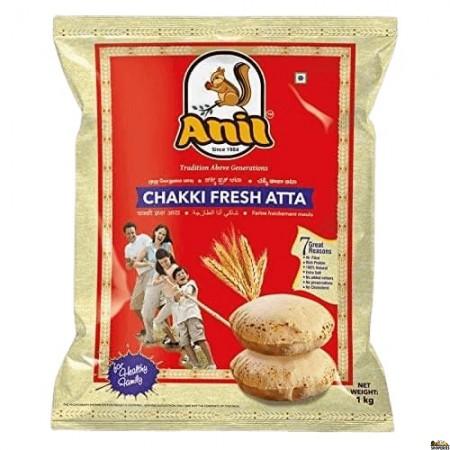 Anil Chakki Fresh Atta (Economy) - 1 Kg