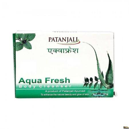 Patanjali Aqua Fresh (Kanti) Soap  - 125g