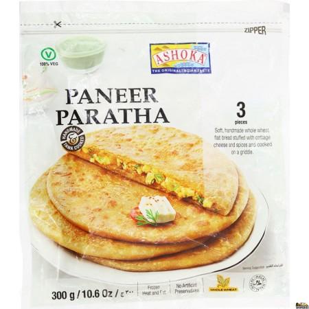 Ashoka Paneer Paratha (Frozen) - 300 gm