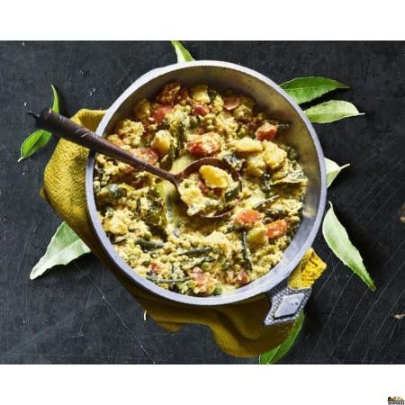{{veg}} Adyar Kitchen Mixed Veg Avial - 24 Oz