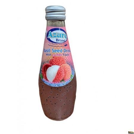 Azure Basil seed Drink Lychee - 290 ml