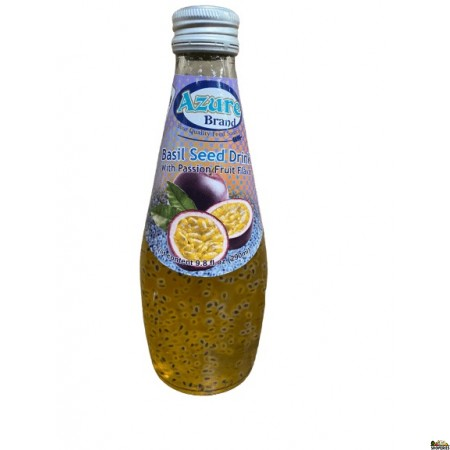 Azure Basil seed Drink Passion Fruit - 290 ml