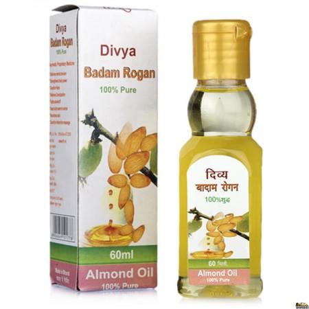 Patanjali Badam Rogan oil - 60 ml