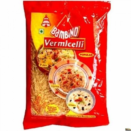 Bambino Plain Vermicelli - 350 Gm