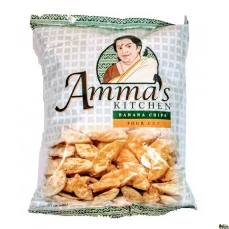 Ammas Kitchen Banana Chips - 200 Gms
