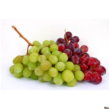 Bi-Color seedless Grapes - 2 lb