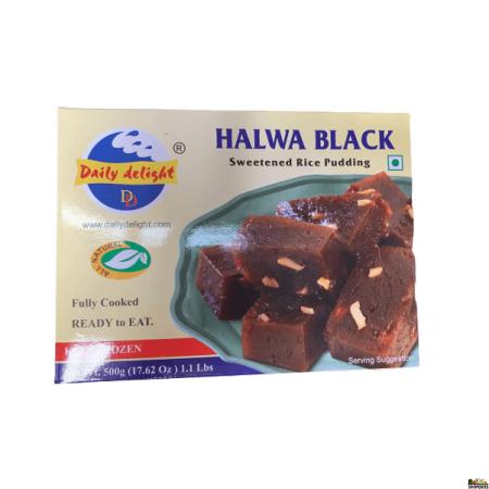 Daily Delight Black Halwa - 400g