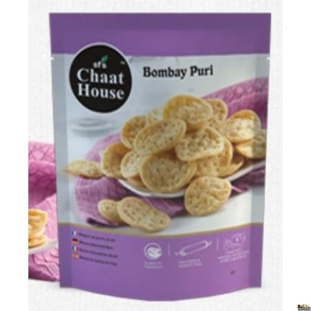 Sfs Chaat House Bombay Puri (papri Chaat) - 200 Gms