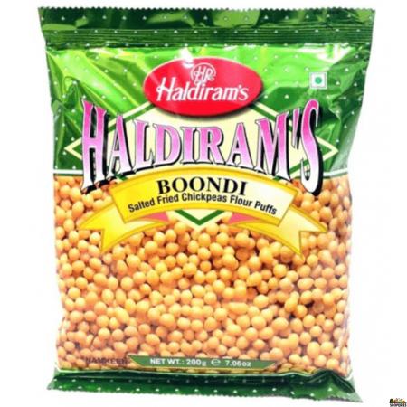 Haldirams Boondi Plain - 14 oz