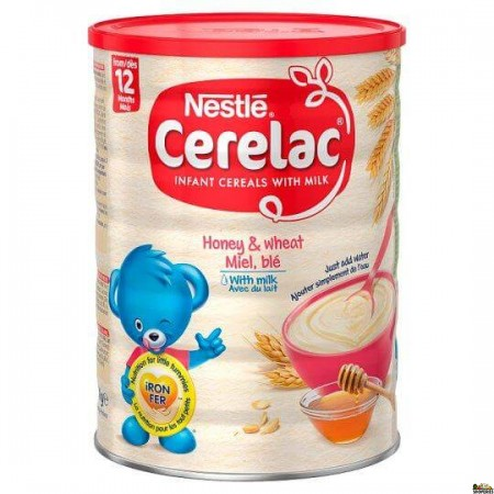 Cerelac Wheat & Honey With Milk - 400g
