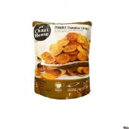 Chaat House Masala Banana Chips - 200 Gm