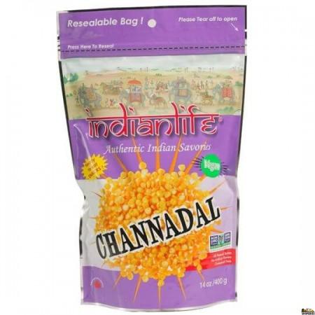 India Life Channa dal 14 Oz