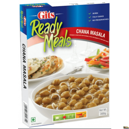 GITS Ready to eat Chana Masala 300gms