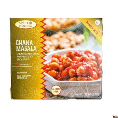 Spice Mantra Chana Masala (Frozen) - 32 Oz