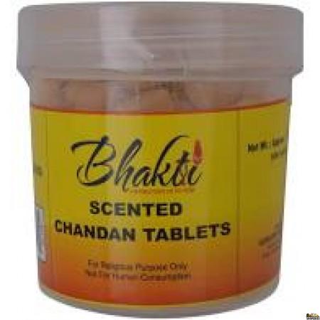 Bhakti Scented Chandan Tablet - 200g