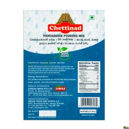 Chettinad Fenugreek Pudding Mix - 500 Gm