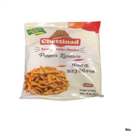 Chettinad Pepper Karasev - 180 Gm