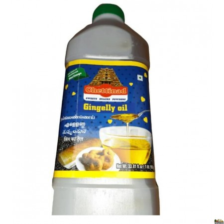 Chettinad Gingelly Oil - 1 Litre