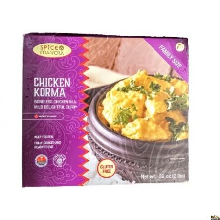 Spice Mantra Chicken Korma (Frozen) - 32 Oz